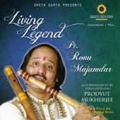 Living Legend Pt Ronu Majumdar de Pt. Ronu Majumdar
