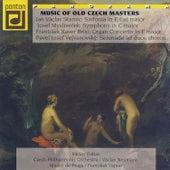 Stamitz, Myslivecek, Brixi, Vejvanovsky: Music Of Old Czech Masters by Various Artists