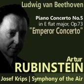Beethoven: Piano Concerto No. 5 de Artur Rubinstein