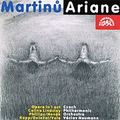 Martinu: Ariane by Various Artists