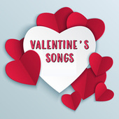 Valentine's Songs de Various Artists