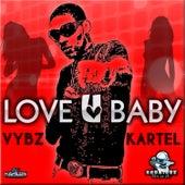 Love U Baby de VYBZ Kartel