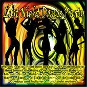 Last Night Dance Party de Various Artists