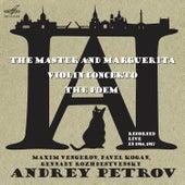 Andrey Petrov: The Master and Marguerita (Live) de Maxim Vengerov