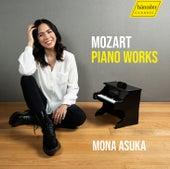 Mozart: Piano Works by Mona Asuka