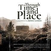 James Lentini: Through Time and Place de Various Artists