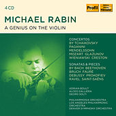 Michael Rabin - A Genius On The Violin di Michael Rabin