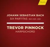 J.S. Bach: 6 Partitas, BWVV 825-830 de Trevor Pinnock