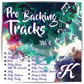 Pro Backing Tracks K, Vol.4 by Pop Music Workshop
