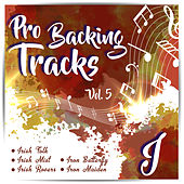 Pro Backing Tracks I, Vol.5 by Pop Music Workshop