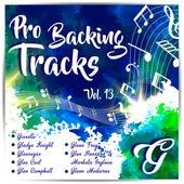 Pro Backing Tracks G, Vol.13 - Karaoke Version Originally Performed By Various Artists by Pop Music Workshop