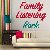 Family Listening Rock by Various Artists
