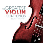 The Greatest Violin Concertos: Mozart, Beethoven, Tchaikovsky, Mendelssohn, Bach and Vivaldi by Various Artists