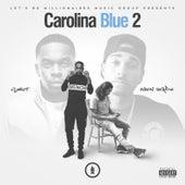 Carolina Blue 2 von Allen Verde