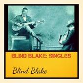 Blind Blake: Singles de Blind Blake