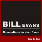 Conceptions for Jazz Piano de Bill Evans