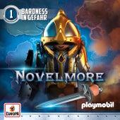 001/Novelmore: Baroness in Gefahr by PLAYMOBIL Hörspiele