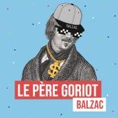 Le Père Goriot (Remixes littéraires) de Les liseuses