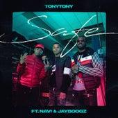Safe van Tony Tony