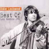 Les Années JMS / Best Of von Didier Lockwood