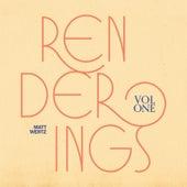 Renderings, Vol. 1 von Matt Wertz
