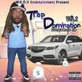 Trap Domination Vol.1 de Everywhere Eb