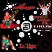 3 Tiros Fiesteros by Vários Artistas