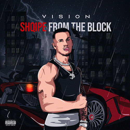 Shqipe from the Block by Vision