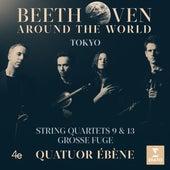 Beethoven Around the World: Tokyo, String Quartet No. 9 in C Major, Op. 59 No. 3,