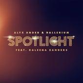 Spotlight (feat. Kaleena Zanders) de Alyx Ander