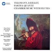 Telemann, Lœillet, Fasch & Quantz: Chamber Music with Flutes by Frans Brüggen