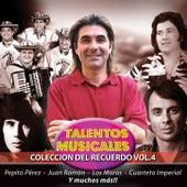 Talentos Musicales, Vol. 4 by Vários Artistas