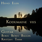 Kodumaine viis in E Major (Arr. for Guitar) by Boris Björn Bagger