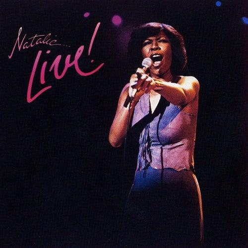 Natalie Live by Natalie Cole