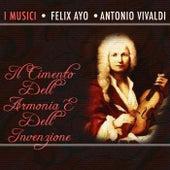Vivaldi: Il Cimento Dell' Armonia E Dell' Invenzione von Felix Ayo