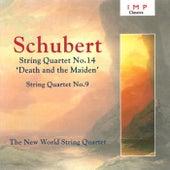 Schubert: String Quartets di New World String Quartet