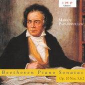 Beethoven Piano Sonatas Nos 5,6 & 7 de Marios Papadopoulos