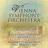 Mozart: Symphonies Nos. 40 & 41 von Vienna Symphony Orchestra