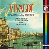 Vivaldi Concertos For Various Instruments de European Community Chamber Orchestra
