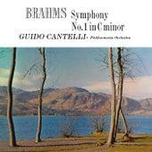 Brahms Symphony No 1 von Philharmonia Orchestra