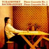 Tchaikovsky & Rachmaninoff Piano Concertos de Edith Farnadi