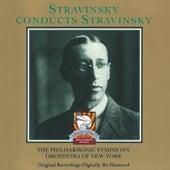 Stravinsky Conducts Stravinsky by Isaac Stern