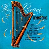 Harp Recital de Henry Boye