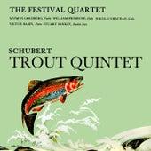 Schubert: Trout Quintet de Festival Quartet