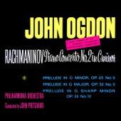 Rachmaninov Piano Concerto de John Ogdon