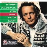 Schubert: Piano Sonata, Vol. 1 by Anton Kuerti