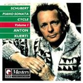 Schubert: Piano Sonata Cycle, Vol. 1 by Anton Kuerti