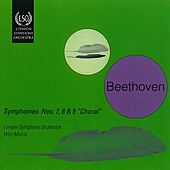 Beethoven: Symphonies Nos. 7, 8 & 9 by Della Jones