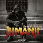 Jumanji by Steven B the Great