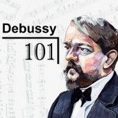 Debussy 101 de Claude Debussy